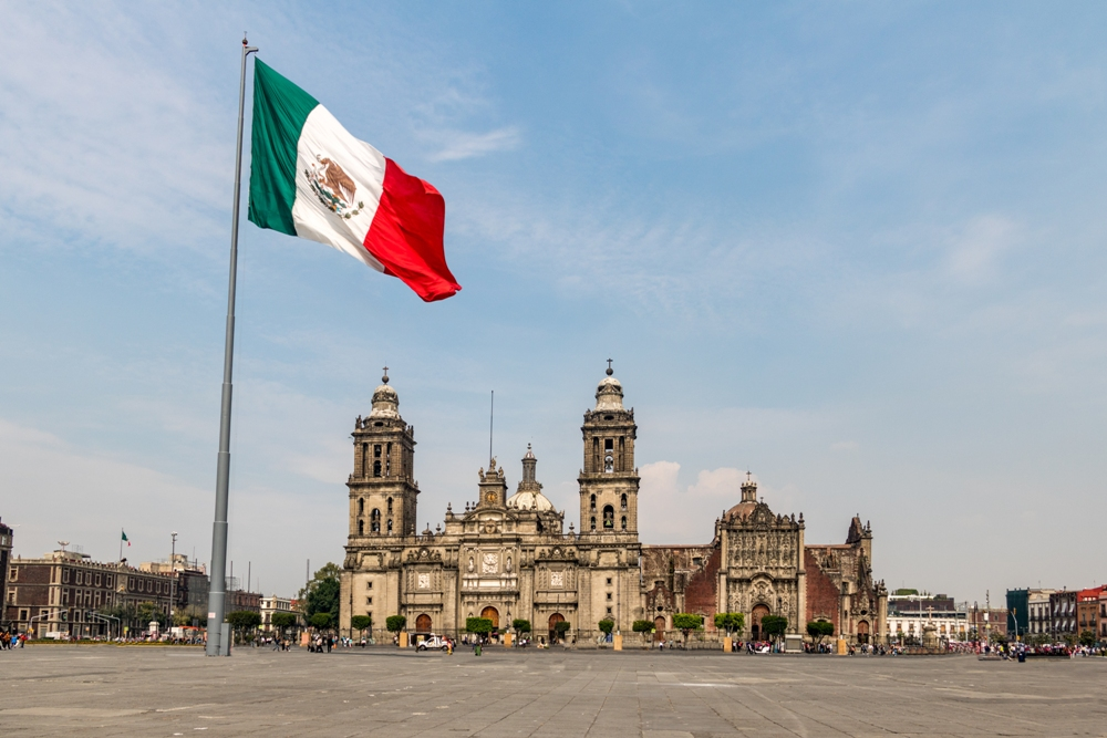A Visitor's Guide to Mexico City, Mexico