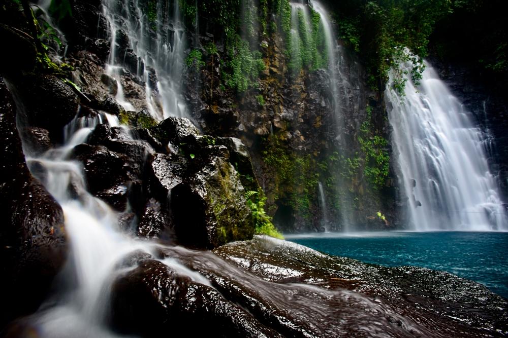 Breathtaking Tinago Falls