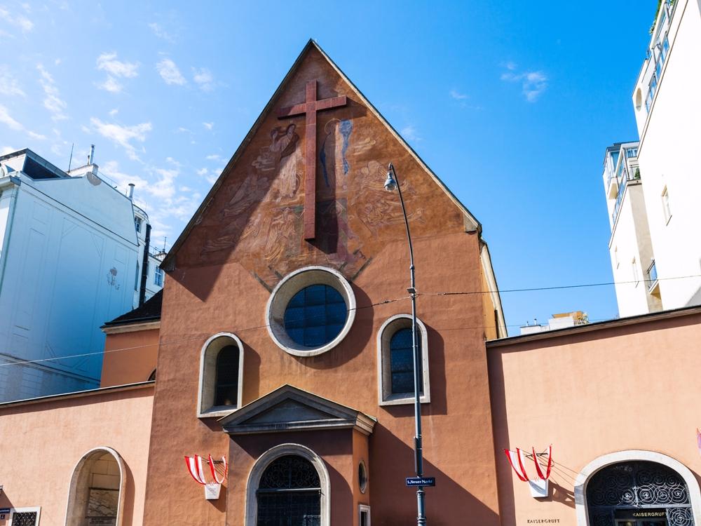Capuchin Crypt – Via Veneto, Rome