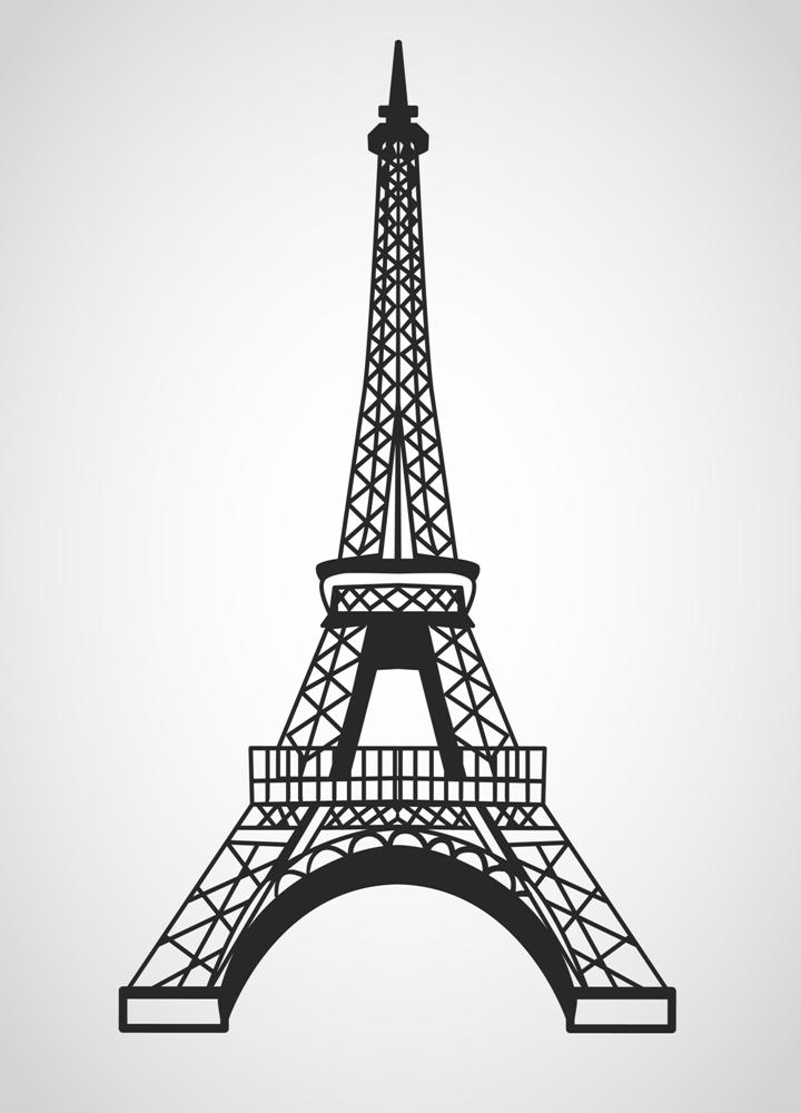 Eiffel Tower Park – Paris, Arkansas