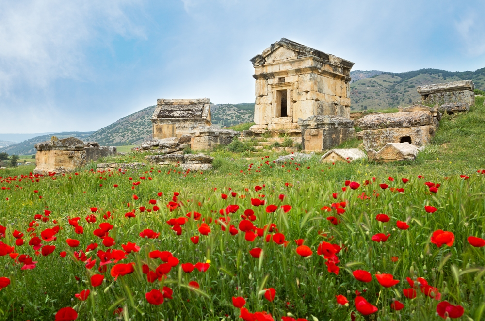 Hierapolis – Pamukkale, Turkey