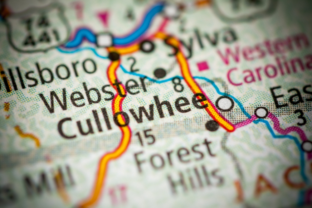 Judaculla Rock – Cullowhee, North Carolina