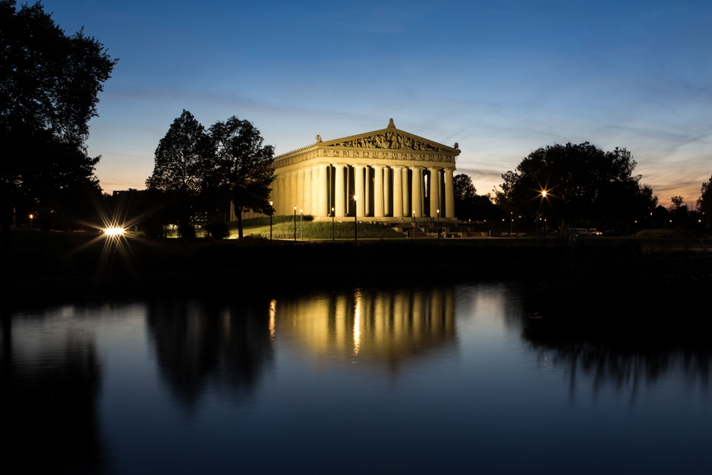 The Parthenon – Nashville, Tennessee