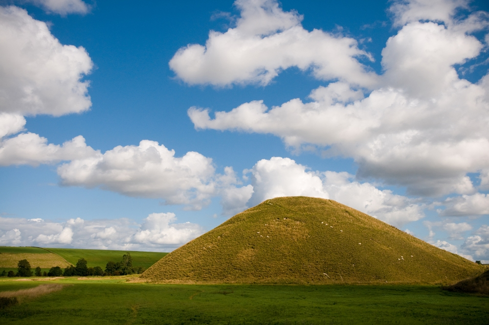 A Brief History of Silbury Hill