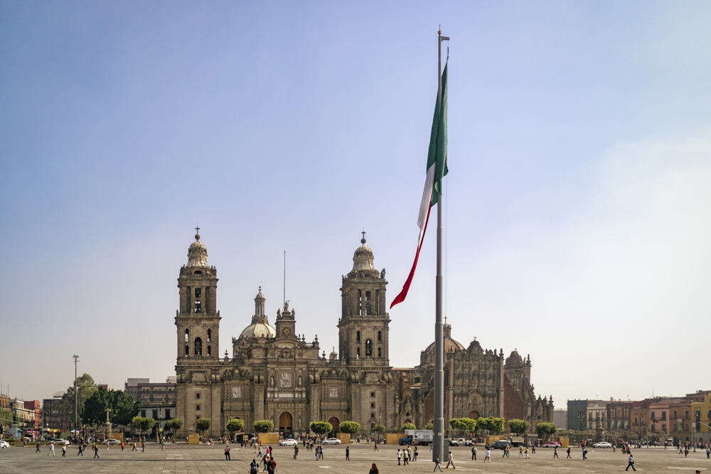A Visit to the Zócalo – The Heart of Ciudad de Mexico