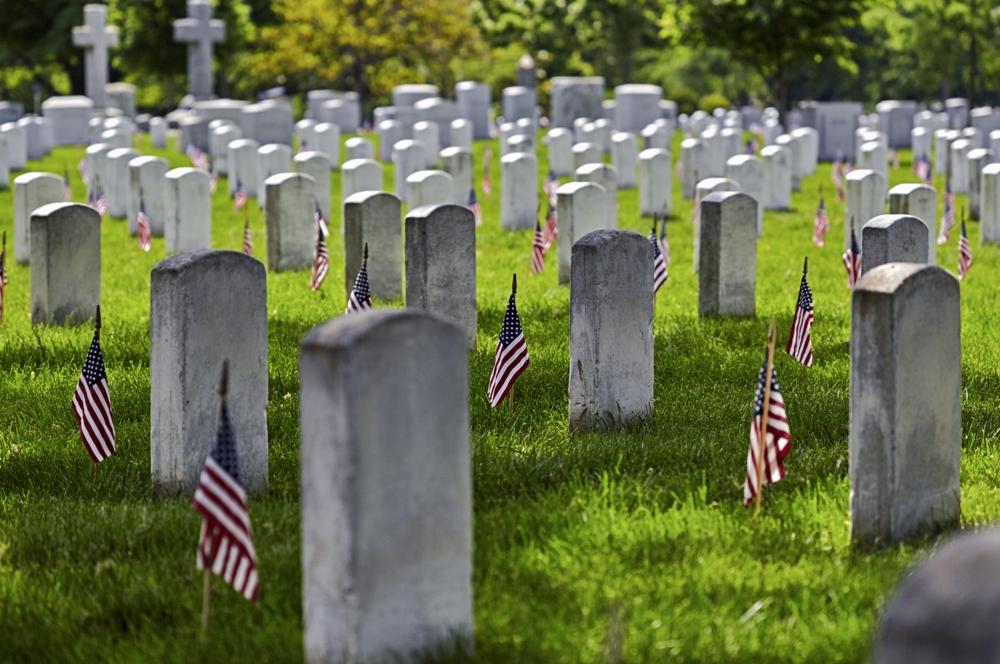 Arlington National Cemetery – Arlington, Virginia
