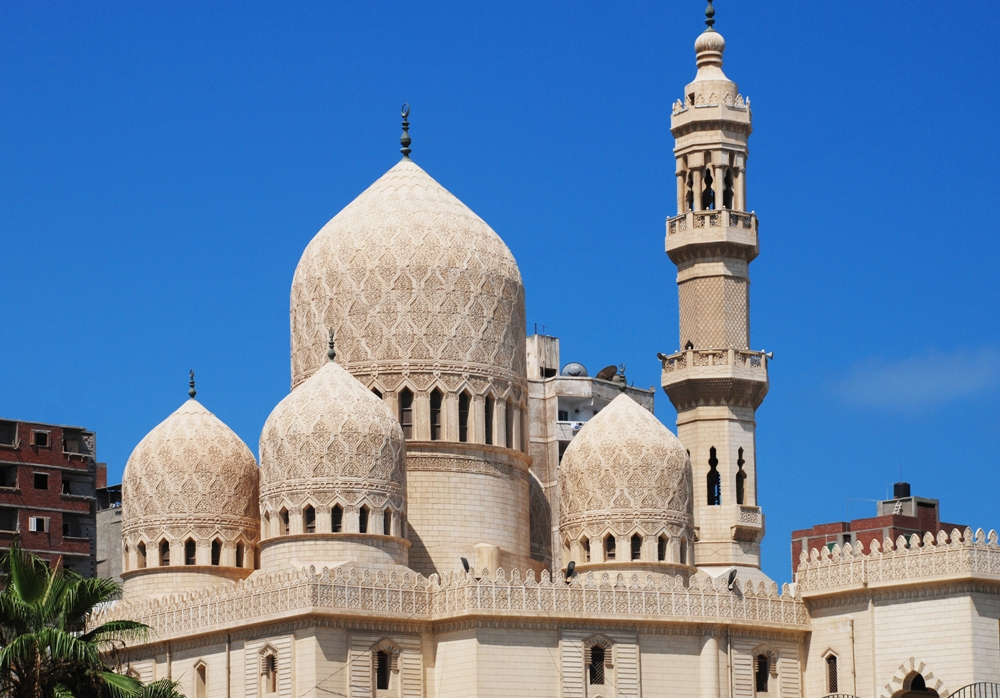 Egyptian Mosques – Islamic Influence in Alexandria