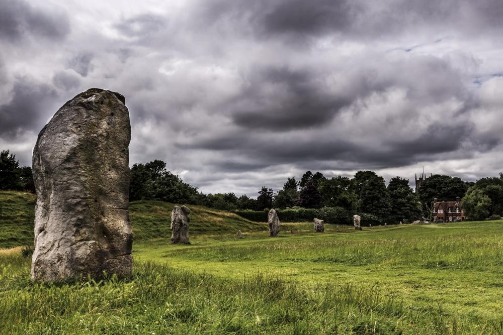 England's Avebury Henge