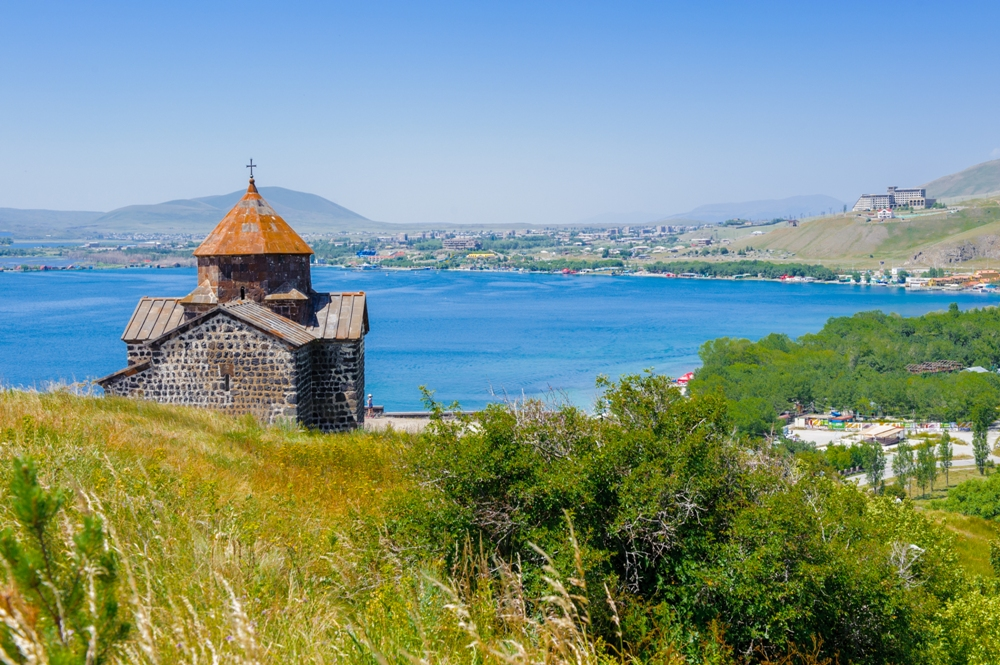 Experience Lake Sevan and the Sevanavank Monastery of Armenia