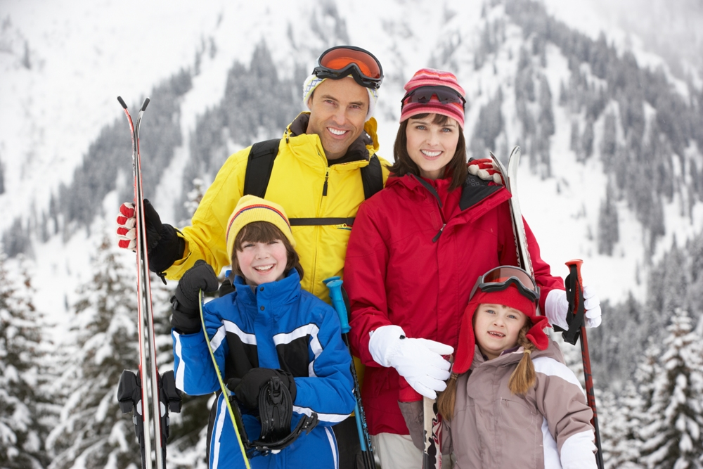 Three Fun Family Ski Vacations in the U.S.