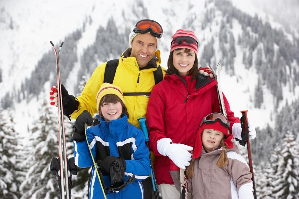 Three Fun Family Ski Vacations in the U.S.