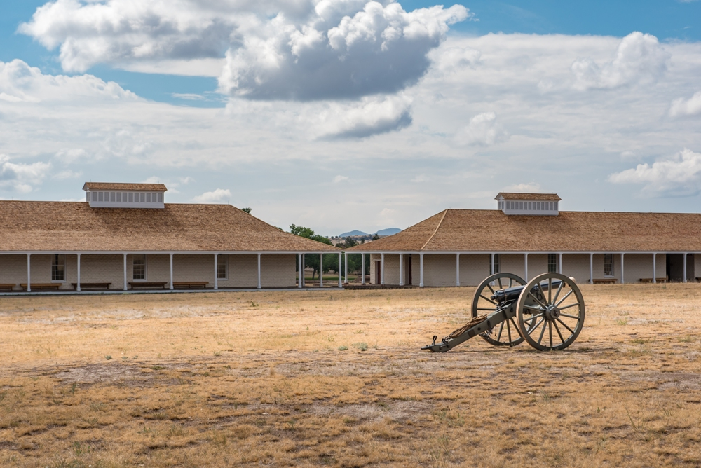 Fort Davis Military Post – Fort Davis, Texas