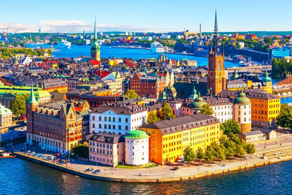 History Comes Alive in Stockholm Sweden
