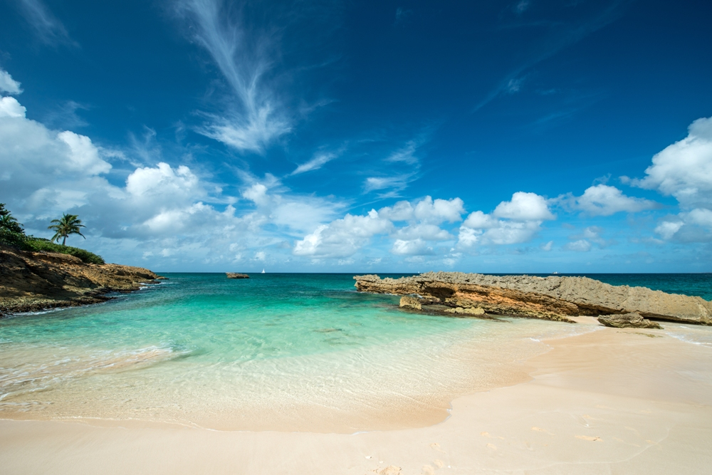 History of the Island Nation of Anguilla, British West Indies