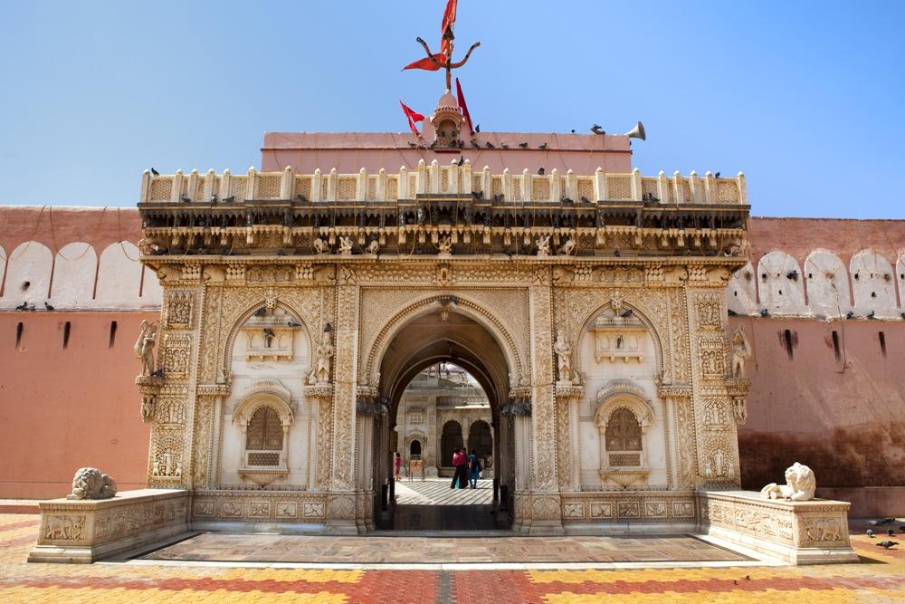 Karni Mata Temple – Deshnoke, Rajasthan