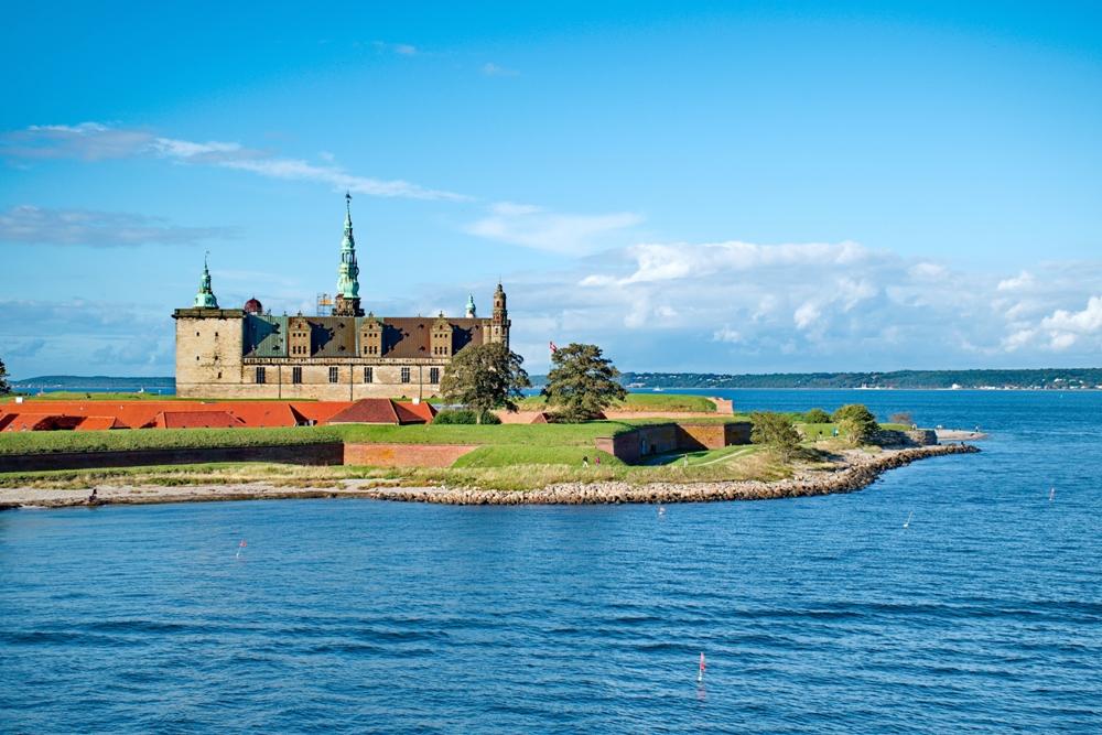 Kronborg Castle – Copenhagen, Denmark