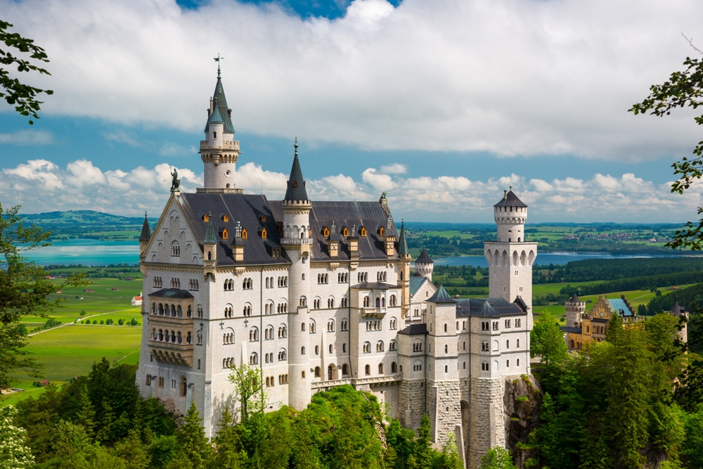 Neuschwanstein Castle – Schwangau, Germany
