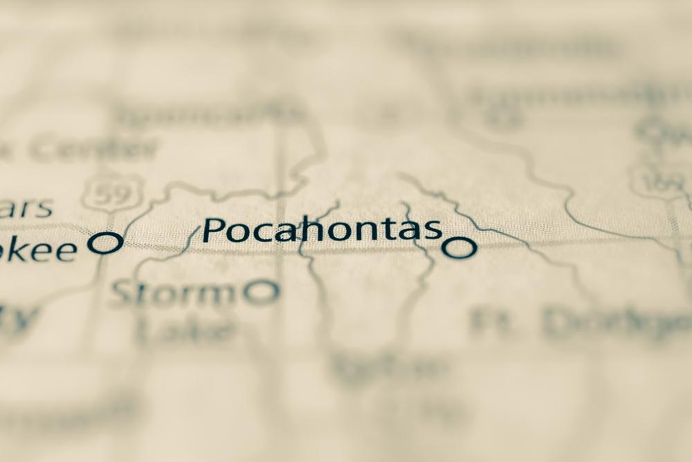 Pocahontas Tribute – Pocahontas, Iowa