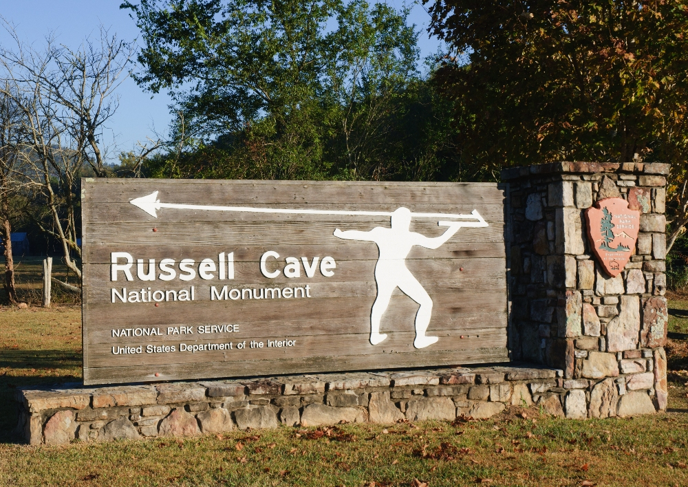 Russell Cave National Monument – Bridgeport, Alabama