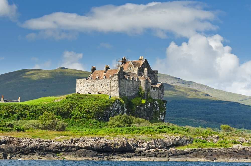 A History of the Maclean Clan's Home – Duart Castle Scotland