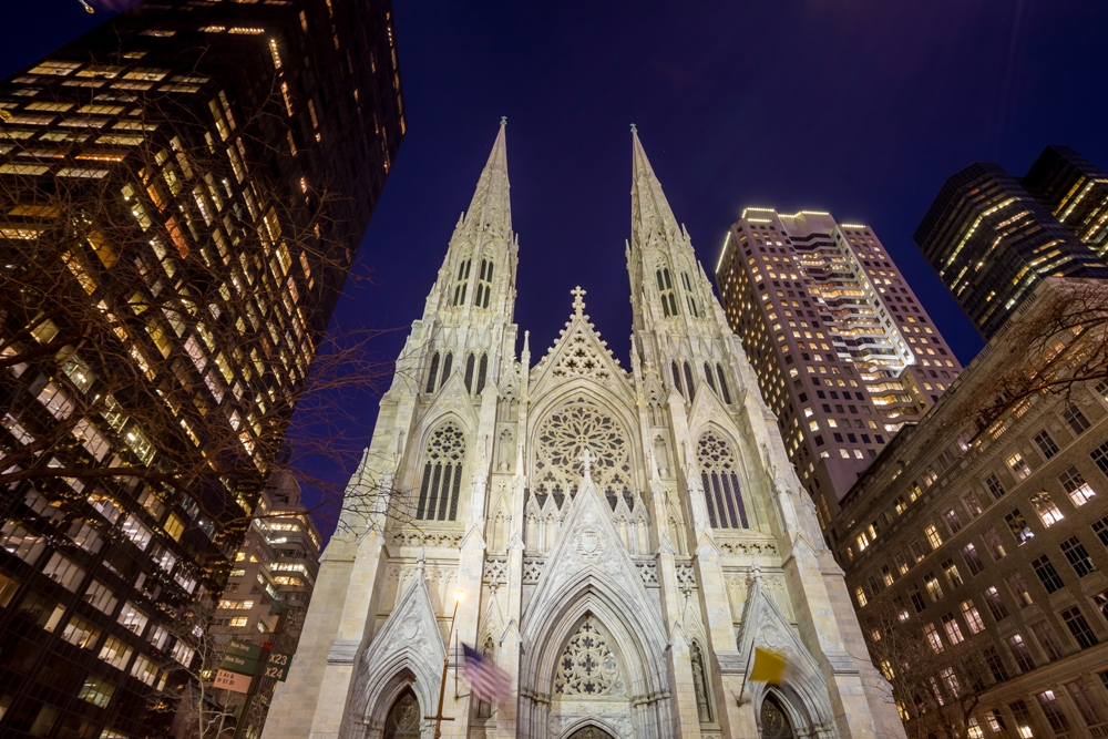 Top Five Must-See Cathedrals