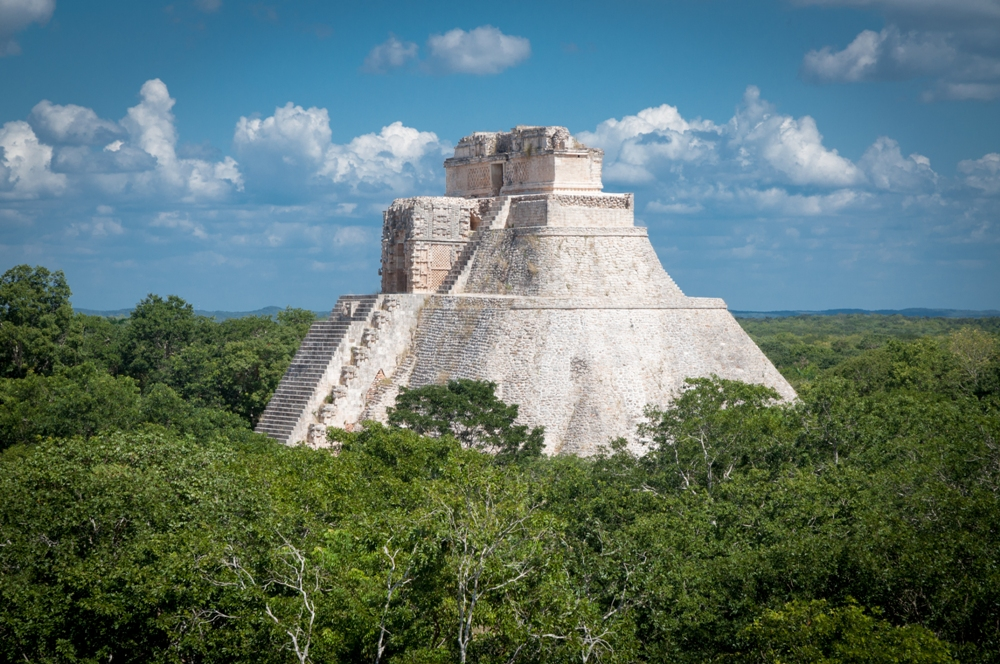 Uxmal – Ruta de Puuc – Yucatan Peninsula, Mexico